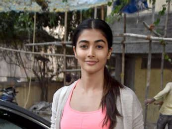 pooja hegde spotted   gym  bandra parties