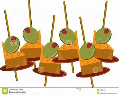 Appetizer Snack Finger Foods Invitation