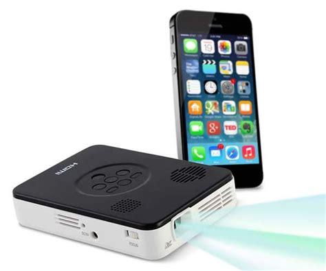 smartphone pocket projector gadgetsin