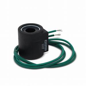 Hydraforce 6302024 Solenoid Valve Coil  Wire Leads  24v Dc