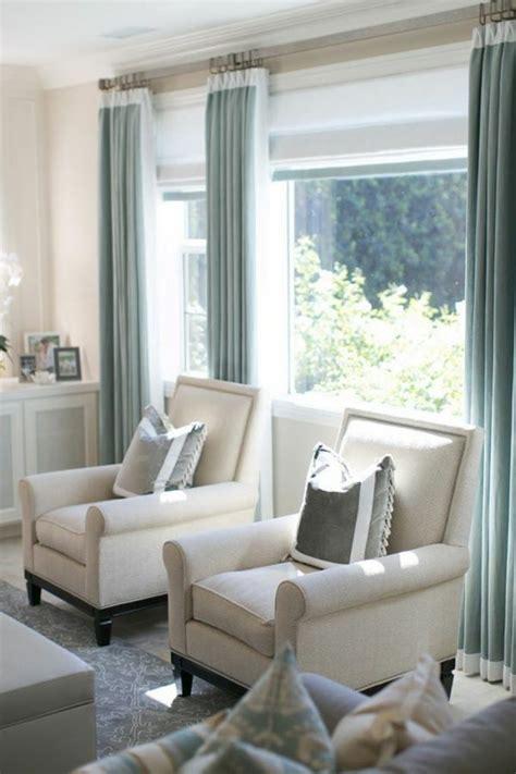 gardinen für gardinenschiene moderne vorh 228 nge bringen das gewisse etwas in ihren wohnraum diy wohnzimmer