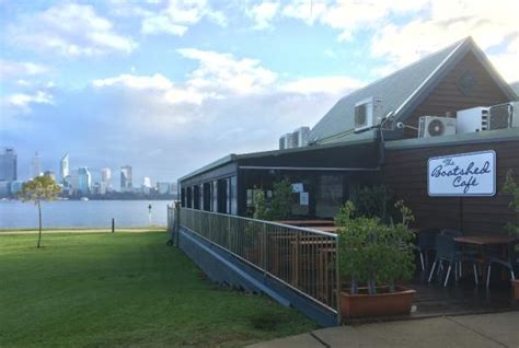 Boatshed In Perth by The Boatshed Restaurant Picture Of The Boatshed