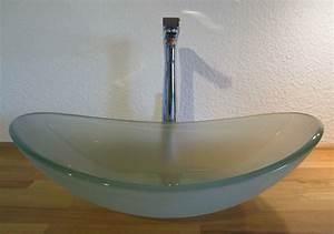 Waschbecken Oval Aufsatz : aufsatz glas waschbecken waschschale satiniert oval bad waschtisch g ste wc neu eur 89 00 ~ Frokenaadalensverden.com Haus und Dekorationen