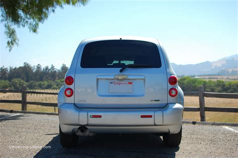 chevy hhr review motoring rumpus