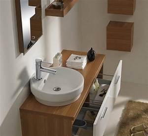 Meuble Fait Maison : choisir des meubles de salle de bains portail maison ~ Voncanada.com Idées de Décoration