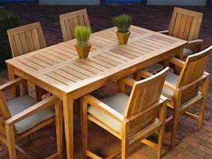 Outdoor Möbel Holz : gastronomie outdoor m bel essen sie im einklang mit der natur ~ Sanjose-hotels-ca.com Haus und Dekorationen