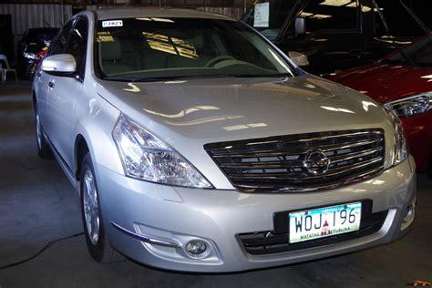 teana nissan price nissan teana 2013 car for sale metro manila