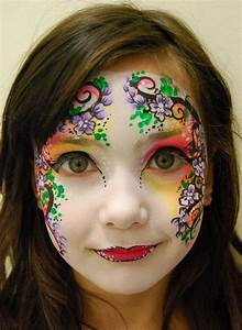 30, Cool, Face, Painting, Ideas, For, Kids