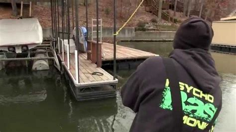 Fishing Boat Docks For Bass by 3 Tips For Quot Skipping Docks Quot For Bass Liveoutdoors