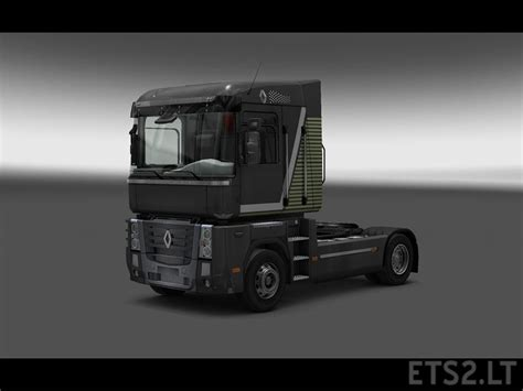 Custom Skin For Renault Magnum  Ets 2 Mods