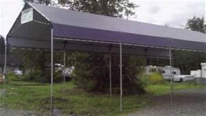 Home Depot Carport Harbor Freight Portable Garage Review