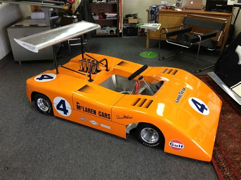 Ebay Race Cars For Sale by Bangshift Half Scale Mclaren Can Am Car