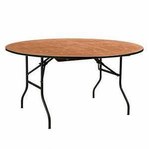 Table Pliante Ronde : vente table de kermesse pliante pour 8 10 personnes doublet ~ Teatrodelosmanantiales.com Idées de Décoration