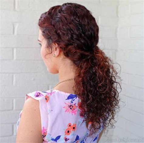 20 curly hairstyles ideas and inspiration