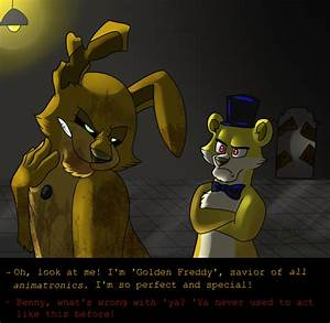 FNaF - BoC 3 -Screenshot- by Koili on DeviantArt
