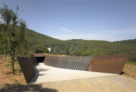 Bell-lloc Winery / RCR Arquitectes   ArchDaily