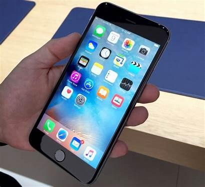 6s Iphone Plus Hands 3d Touch Apple