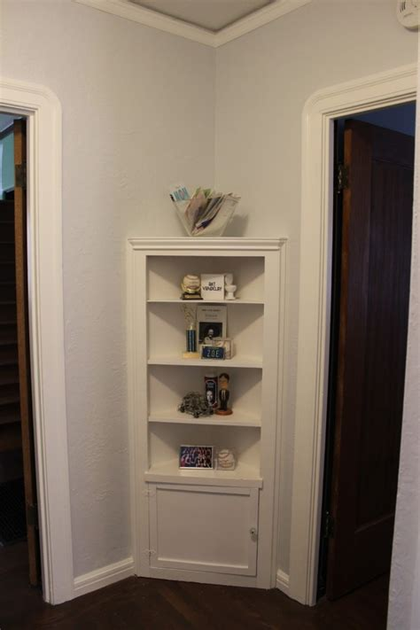 white corner cabinet for kitchen 20 corner cabinets to make a clutter free bathroom space 1759