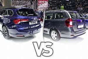 Argus Dacia Logan : fiat tipo station wagon vs dacia logan mcv le match des breaks l 39 argus ~ Maxctalentgroup.com Avis de Voitures