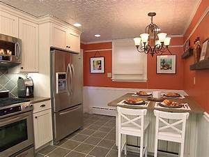 Eat in kitchen ideas from kitchen impossible diy kitchen for Small eat in kitchen design ideas