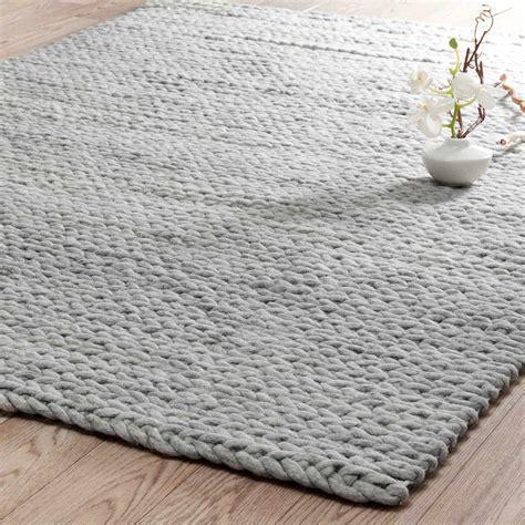 tapis gris clair stockholm 160x230 maisons du monde