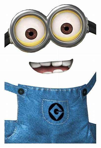 Minions Minion Printable Eyes Transparent Anniversaire Kit