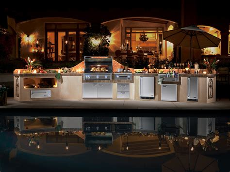 Lynx Luxury Outdoor Kitchen Products | Phoenix Landscaping ...