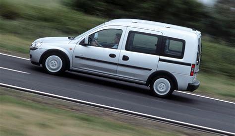 opel combo minivan mpv   reviews technical