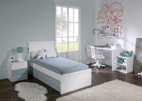 chambre 2 lits chambre fille ou garçon design et de qualité trebol chez
