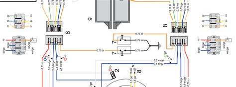 6 Wire Ignition Switch Diagram by Wire Colors And Pin Out For 6 Pin Connector Ignition