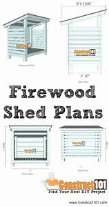 Firewood Shed Plans Free Pdf Download Material List