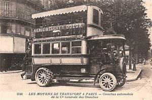 Le Palais De L Automobile : les autobus dans les ann es 1900 ~ Medecine-chirurgie-esthetiques.com Avis de Voitures