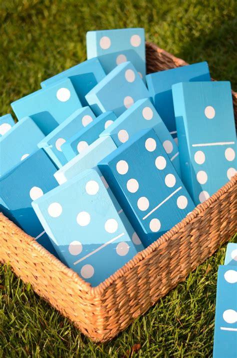 spiele für den garten geniales diy domino f 252 r den garten l spiele selber machen familienhochzeit spiele selber