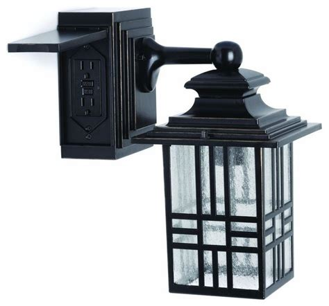outdoor wall mounted lighting hton bay electrical