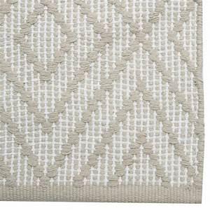 Teppich Beige Weiss : teppich rauten beige 70x140 cm baumwolle gewebt bei min butik online kaufen ~ Eleganceandgraceweddings.com Haus und Dekorationen