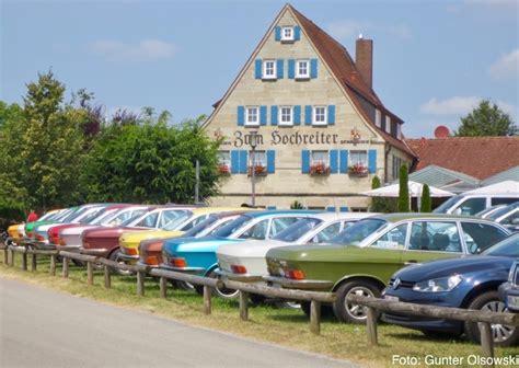 Wahl Der Autofarbe In Den 70er Jahren