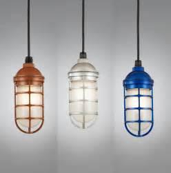Hi-Lite Manufacturing RLM Saucer Vapor Jar Outdoor Pendant Light Fixture