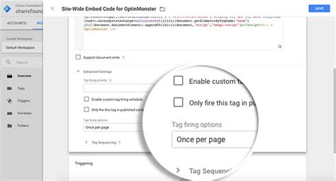 How To Integrate Optinmonster With Google Tag Manager