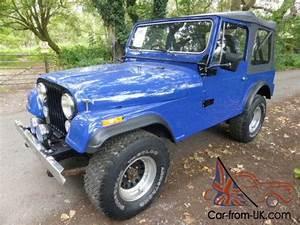 1980 V Jeep Wrangler Renegade 4 2 Cj7 4x4
