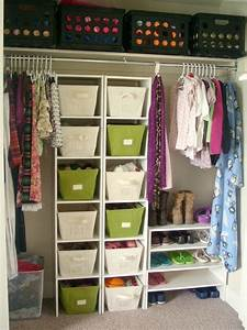 best 25 closet storage ideas on pinterest With functional closet organization ideas for small space