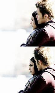 Stefan and Elena - Stefan & Elena fan Art (36624481) - Fanpop