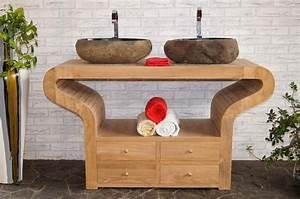 Bad Set Holz : waschtisch mit unterschrank 135 cm nr 58204 unterbau bad waschtischunterbau konsole wc ~ Markanthonyermac.com Haus und Dekorationen