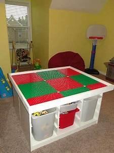 Lego Aufbewahrung Ideen : tour of our home playroom einrichtung pinterest kinderzimmer kinder zimmer und ~ Orissabook.com Haus und Dekorationen