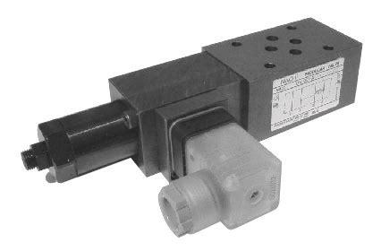 Modular Pressure Switch Valve Air