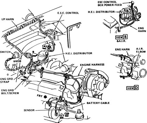 1987 S10 2 8 Engine Wiring Diagram by I Am Doing A Motor In My 83 S10 Blazer I Am Putting