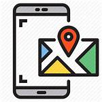 App Smartphone Icon Local Application Mobile Phone