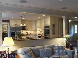 Looks beautiful for opening up the kitchen dining room for Ideas for opening up kitchen and dining room