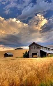 Nothing Like A Run Down Barn In A Wide Open Field Thus