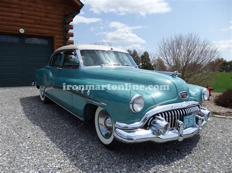 Used Buicks For Sale By Owner by 1952 Buick Riviera Sedan For Sale