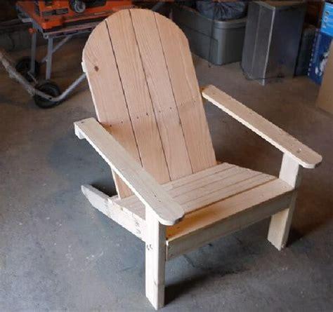diy wooden pallets adirondack chair ideas pallets designs